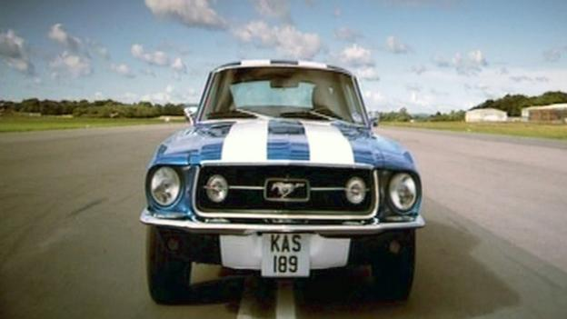 Richard Hammond Cars: Richard Hammond's Icons: The Ford Mustang