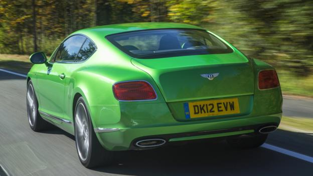 First drive: Bentley Continental GT Speed (Credit: Bentley Motors)