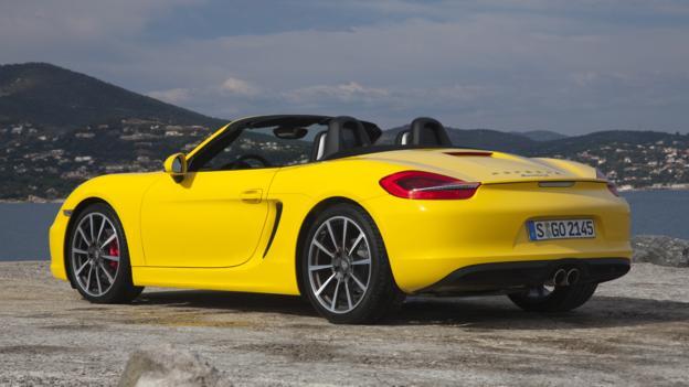 Review: Porsche Boxter S