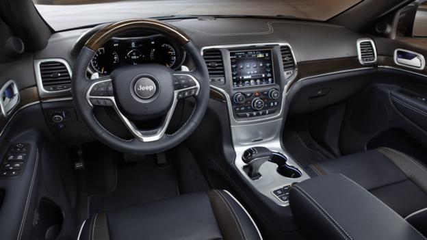 2014 Jeep Grand Cherokee (Credit: Chrysler Group)