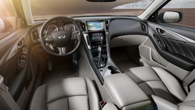 Infiniti Q50 Coupe
