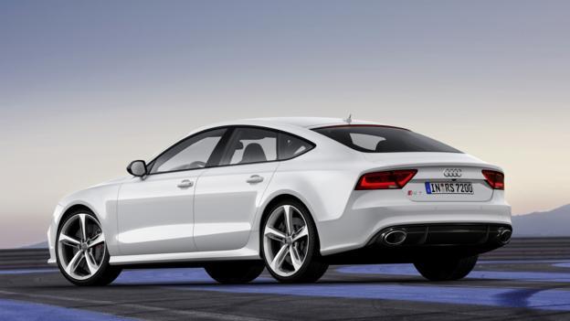 2014 Audi RS7 (Credit: Audi of America)