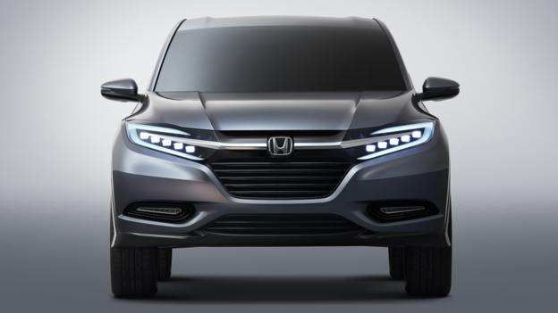 Honda Urban SUV Concept (Credit: American Honda)