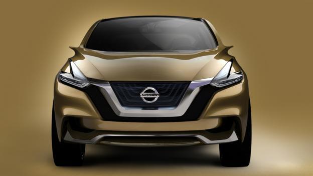 Nissan Resonance Concept (Credit: Nissan North America)