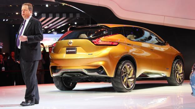 Nissan Resonance Concept (Credit: Jeffrey Jablansky)