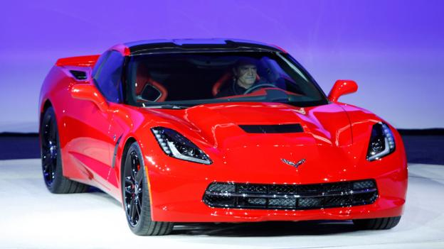 Highlights of the 2013 Detroit auto show (Credit: General Motors)