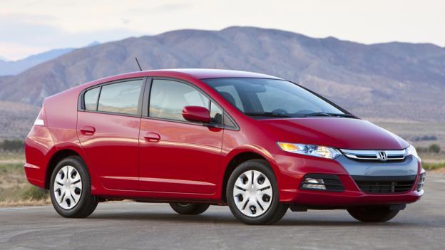 2013 Honda Insight (Credit: American Honda)