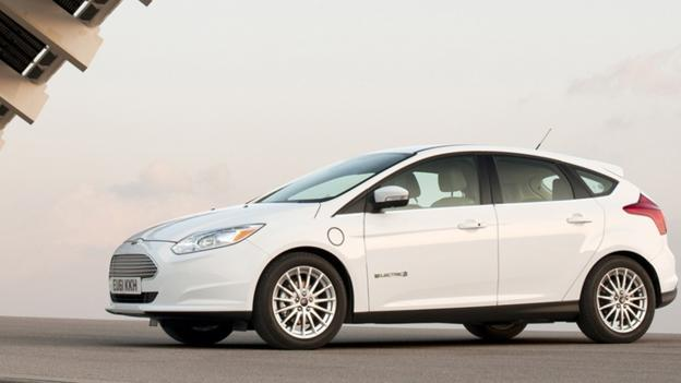 2013 Ford Focus Electric (Credit: Ford Motor)