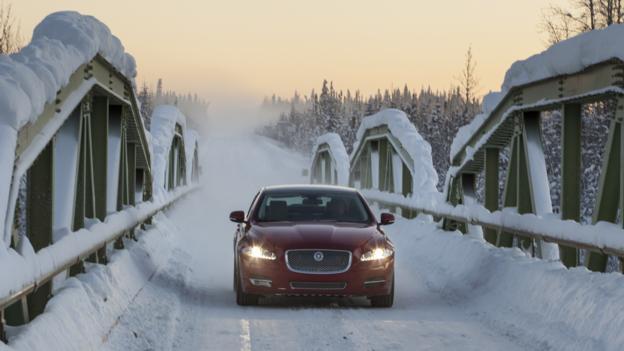 2013 Jaguar XJ AWD (Credit: Jaguar/Land Rover)