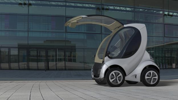 future transport essay