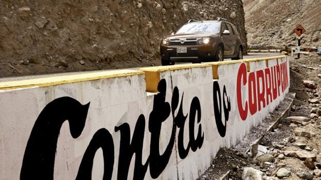 Dacia Duster in Peru (Credit: Matthias Clamer)