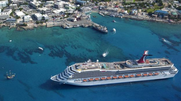 BBC  Travel  Cruise Ports Of Call Caribbean For Beach