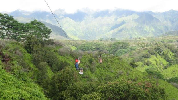 BBC - Travel - Kauai's hidden adventures