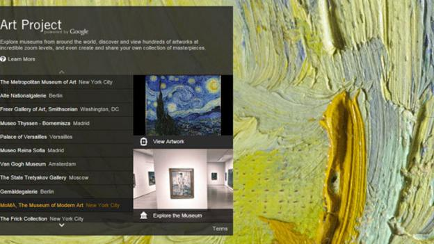 BBC - Travel - Tech test drive: Google Art Project
