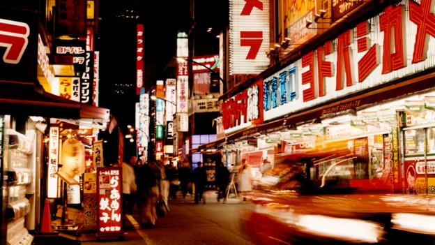 Bbc Travel Mini Guide To Tokyo S Nightlife