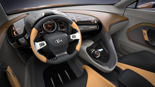 Kia Cross GT Concept (Credit: Kia Motors America)