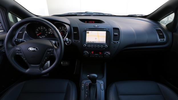 2014 Kia Forte hatchback (Credit: Kia Motors America)