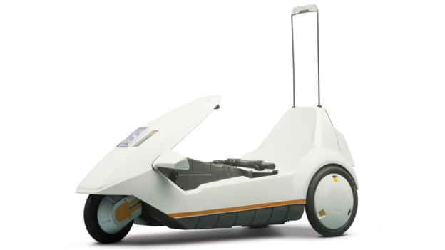 1985 Sinclair C5 (Credit: Darin Schnabel/RM Auctions)