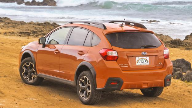 2013 Subaru XV Crosstrek (Credit: Subaru of America)