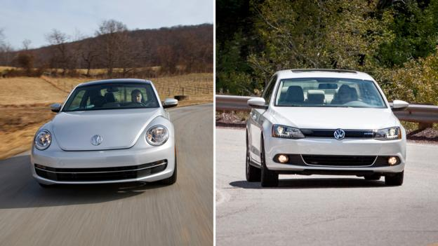 Hybrid or diesel? (Credit: Volkswagen of America)