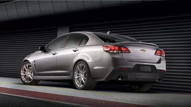 2014 Chevrolet SS (Credit: General Motors)