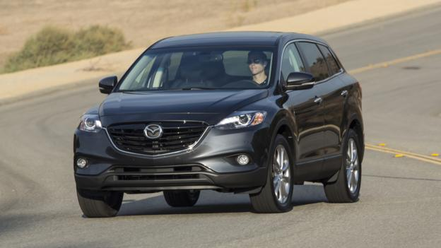 2013 Mazda CX-9 (Credit: Mazda Motor Of America Inc)