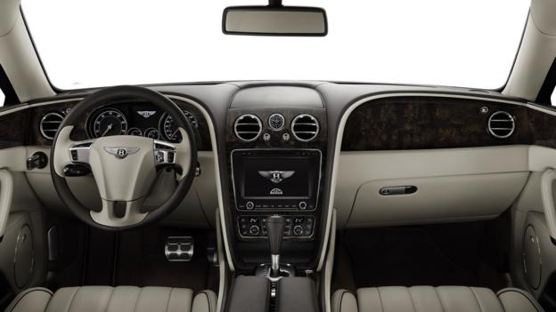 2014 Bentley Flying Spur (Credit: Bentley Motors)