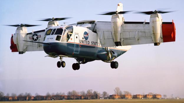 BBC - Future - Darpa X-plane to radically rethink vertical takeoff