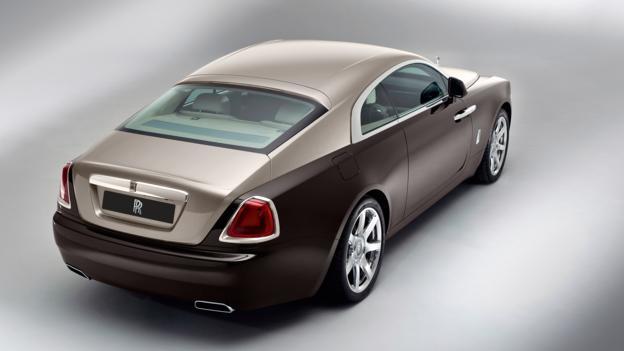 Rolls-Royce Wraith (Credit: BMW Group)