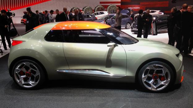 Kia Provo Concept (Credit: Matthew Phenix)