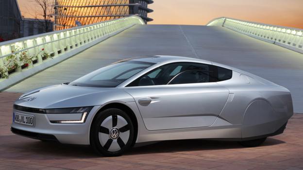 Volkswagen XL1 (Credit: Volkswagen of America)