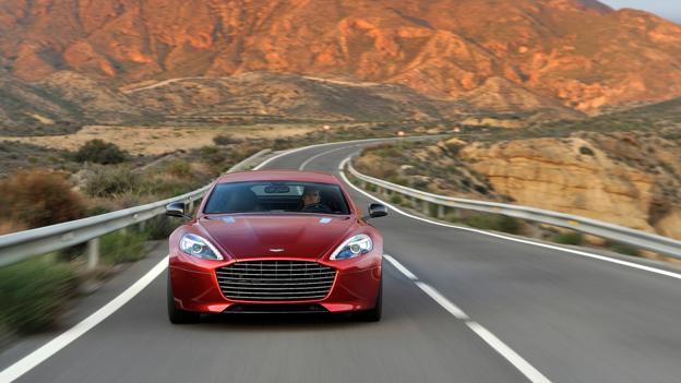 2014 Aston Martin Rapide S (Credit: Aston Martin)