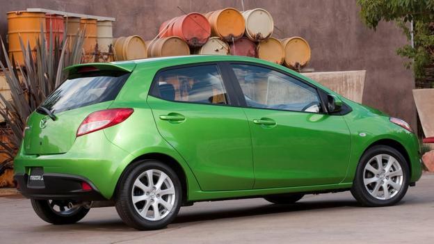 Mazda 2 (Credit: Mazda North America)