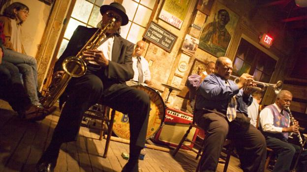 Bbc travel mini guide to new orleans nightlife for Jazz house music