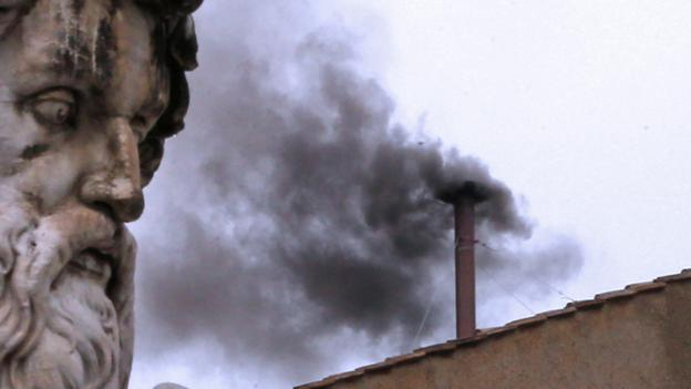 The science behind the Vatican's smoke