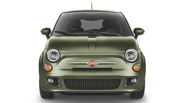 Fiat 500 (Credit: Chrysler Group)