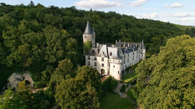 bbc travel five european castles to stay in