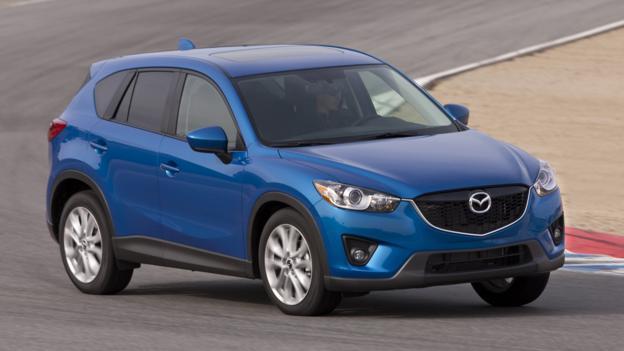 2014 Mazda CX-5 (Credit: Mazda North America)