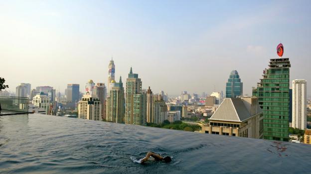 Okura Prestige Bangkok hotel (Credit: Chris McGinnis)