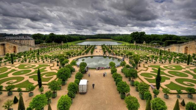 Versailles (Credit: Flickr/Getty)