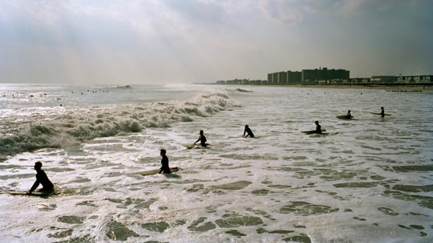 Rockaway Beach, Queens (Credit: Bryce Pincham/Getty)