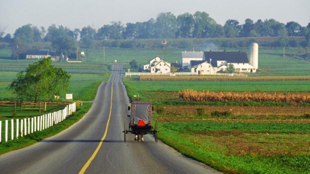 Lancaster County, Pennsylvania (Credit: Claver Carroll/Getty)