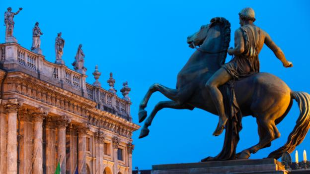 Palazzo Reale (Credit: Getty)