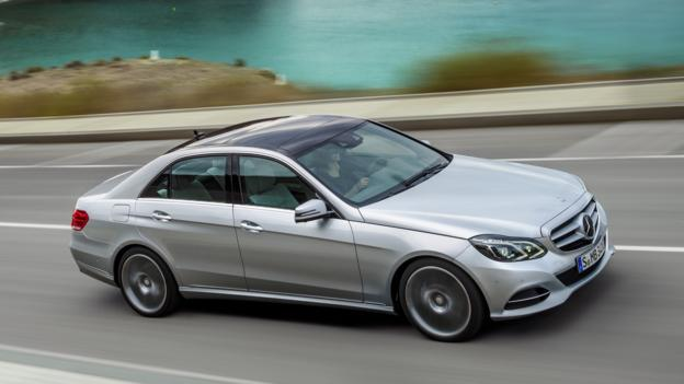 Facelift and new technology reinforce the appeal of the E-Class sedan. (Mercedes-Benz USA)