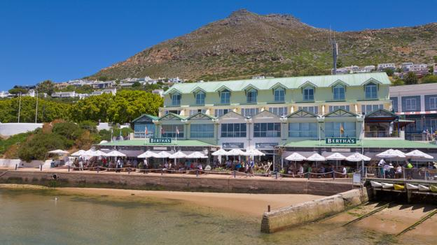 Simon's Town (Credit: Paul Thompson/Getty)