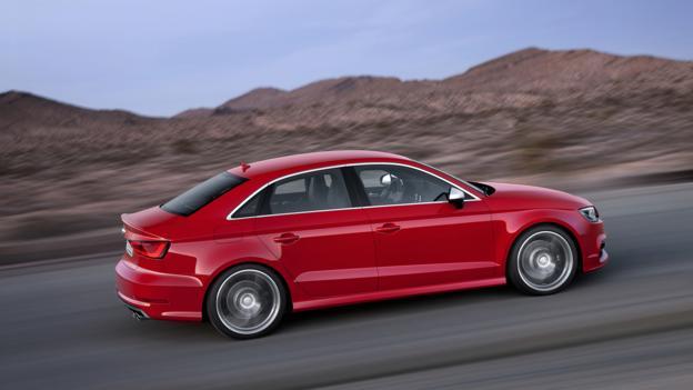 2015 Audi S3 (Credit: Audi of America)