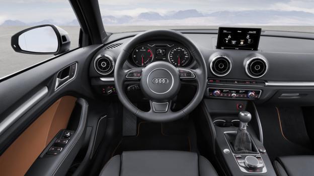 2015 Audi A3 (Credit: Audi of America)