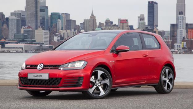 2015 Volkswagen GTI (Credit: Volkswagen of America)