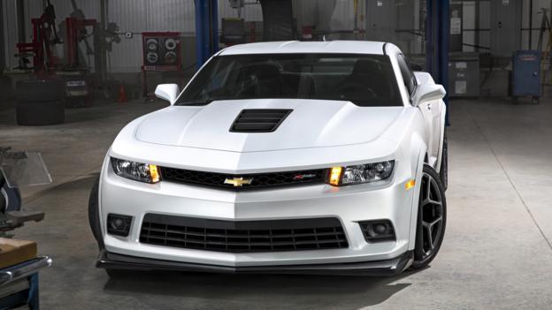 2014 Chevrolet Camaro Z/28 (Credit: General Motors)