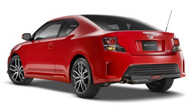 2014 Scion tC (Credit: Toyota Motor Sales)
